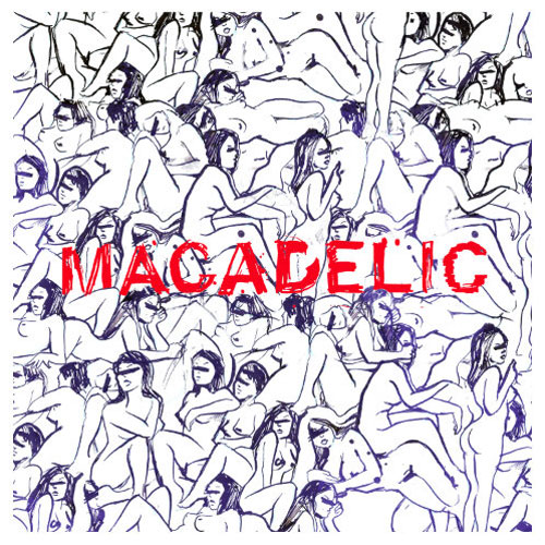 Mac Miller - Macadelic Cover