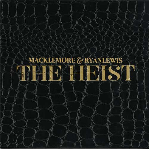 Macklemore x Ryan Lewis - The Heist Artwork