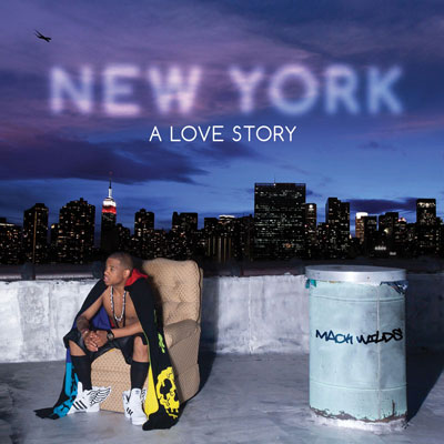 Mack Wilds - New York: A Love Story Cover