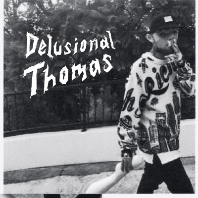 Mac Miller - Delusional Thomas Cover