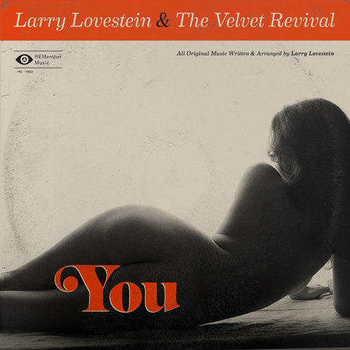 Larry Lovestein (Mac Miller) & The Velvet Revival - You EP Cover