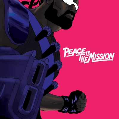 Major Lazer - Peace Is The Mission Album Cover