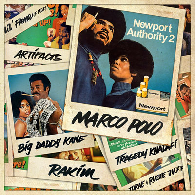 Marco Polo - Newport Authority 2 Cover