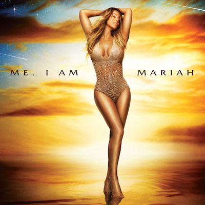 Mariah Carey - Me I Am Mariah: The Elusive Chanteuse Album Cover