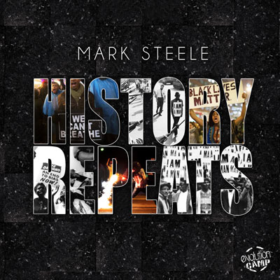 Mark Steele - History Repeats EP Album Cover