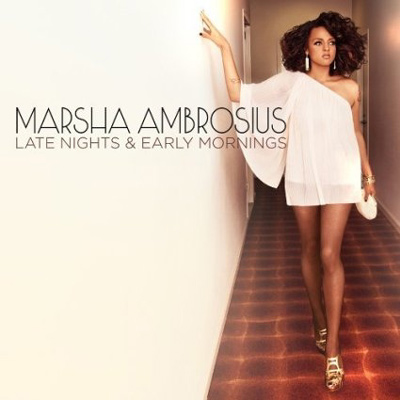 Marsha Ambrosius - Late Nights & Early Mornings Cover