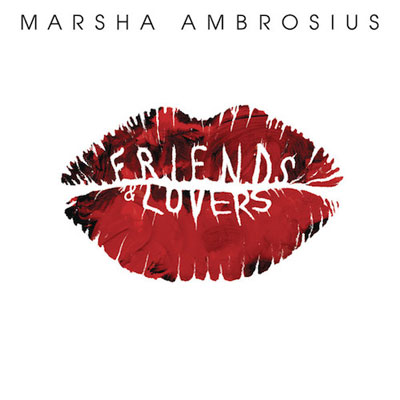 Marsha Ambrosius - Friends & Lovers Album Cover