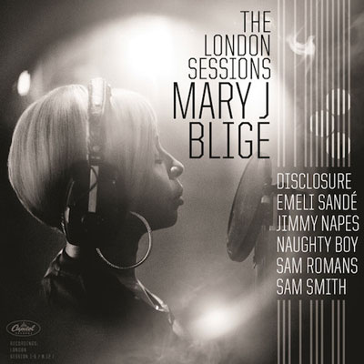Mary J. Blige - The London Sessions Album Cover