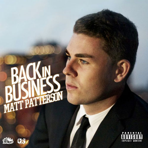 Matt Patterson - Back in Business EP Album Cover