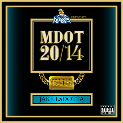 M-Dot - Jake LaDOTta Cover