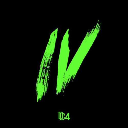 Meek Mill - 4/4 Pt. 2 Album Cover