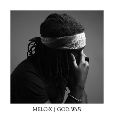 MeLo-X - GOD:WiFi EP Album Cover