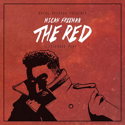 Micah Freeman - The Red EP Album Cover