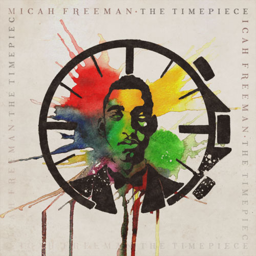 Micah Freeman - The Timepiece Cover