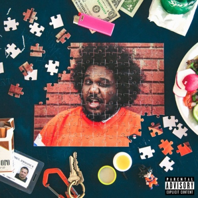 Michael Christmas - What A Weird Day Album Cover