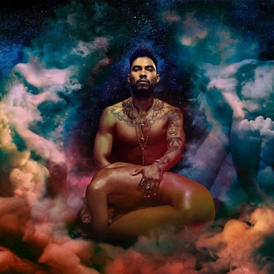 Miguel - WILDHEART Album Cover
