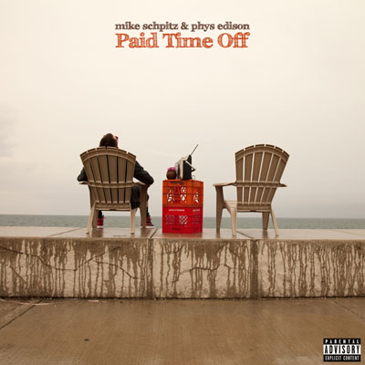 Mike Schpitz - Paid Time Off Cover