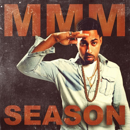 Mikkey Halsted - MMMseason Cover