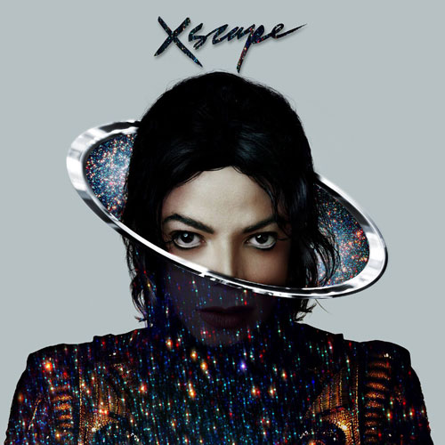 Michael Jackson - Xscape Album Cover