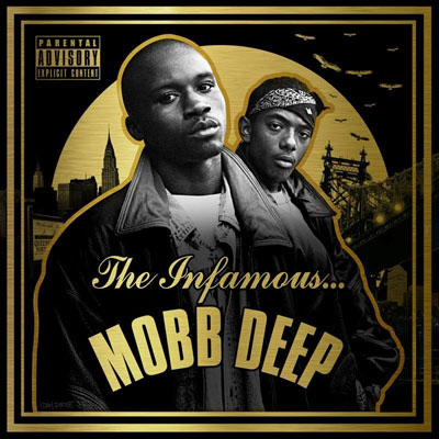 Mobb Deep - The Infamous Mobb Deep Cover