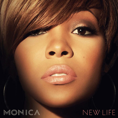 Monica - New Life Album Cover