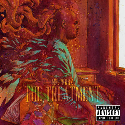 Mr. Probz - The Treatment Cover