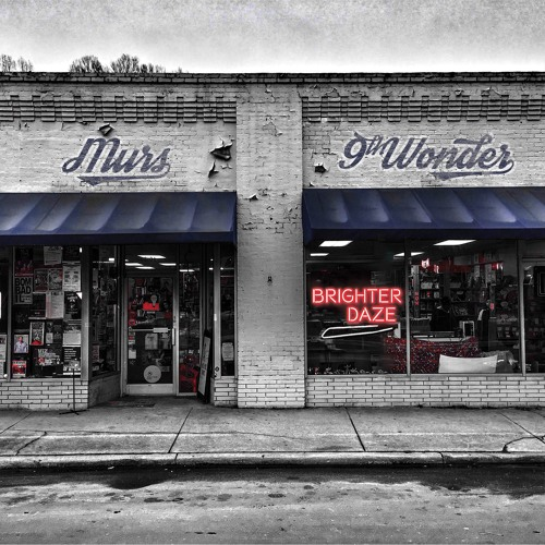 Murs & 9th Wonder - Brighter Daze Album Cover
