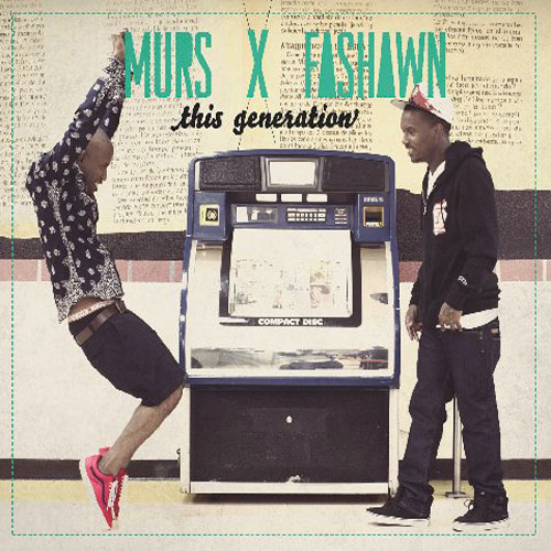 MURS & Fashawn - This Generation Album Cover