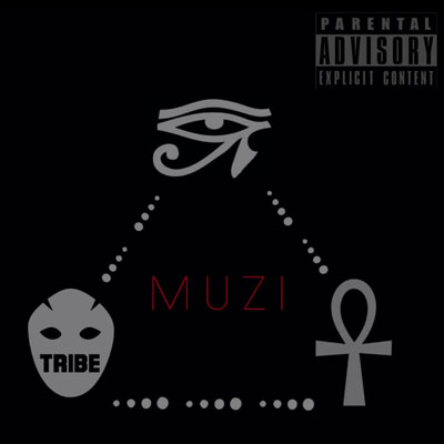 Muzi - Tribe Life Presents: Muzi Mnisi the L.P. Album Cover