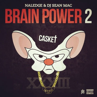 Naledge - Brain Power 2 Album Cover