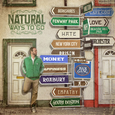 Natural - Ways to Go Album Cover