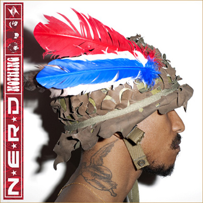N.E.R.D. - Nothing Album Cover