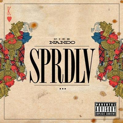 Nike Nando - SprdLv Album Cover