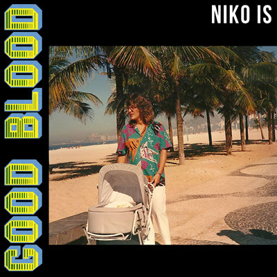 NIKO IS - Good Blood Cover
