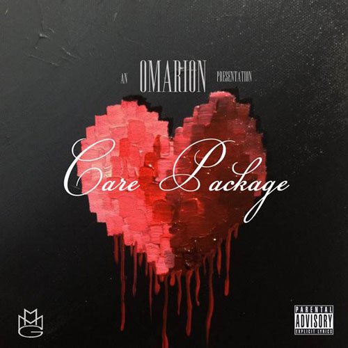 Omarion - Care Package EP Cover