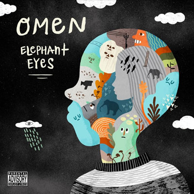 Omen - Elephant Eyes Album Cover