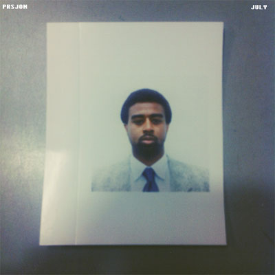 Paris Jones - July EP Cover