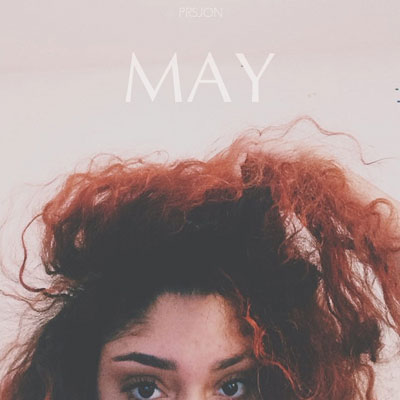 Paris Jones - May EP Cover