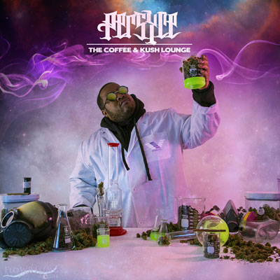Persyce - The Coffee & Kush Lounge Album Cover