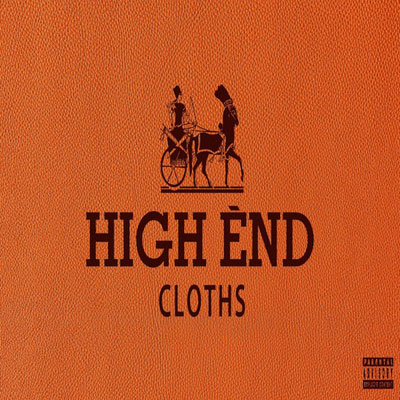 Planet Asia x DirtyDiggs - High End Cloths EP Cover