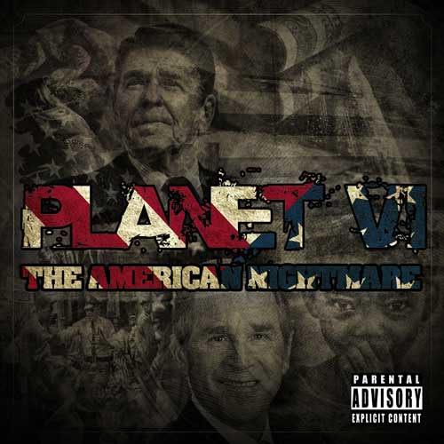 Planet VI - American Nightmare Cover