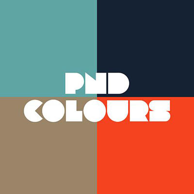 PARTYNEXTDOOR - PNDCOLOURS EP Album Cover