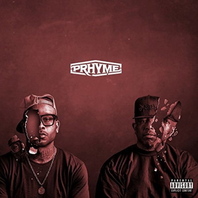 PRhyme - PRhyme (Deluxe Version) Album Cover