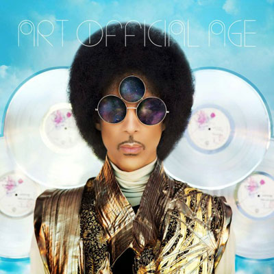Prince - Art Official Age Album Cover