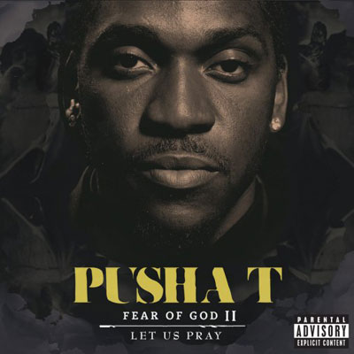 Pusha T - Fear of God II: Let Us Pray Cover