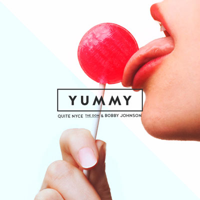 Quite Nyce & Bobby Johnson - YUMMY Album Cover