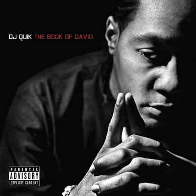 DJ Quik - The Book of David Album Cover