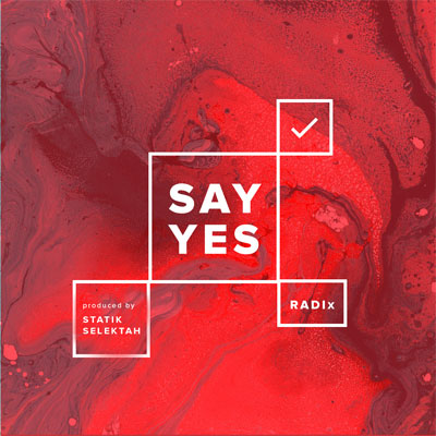 RADIx x Statik Selektah - Say Yes Album Cover