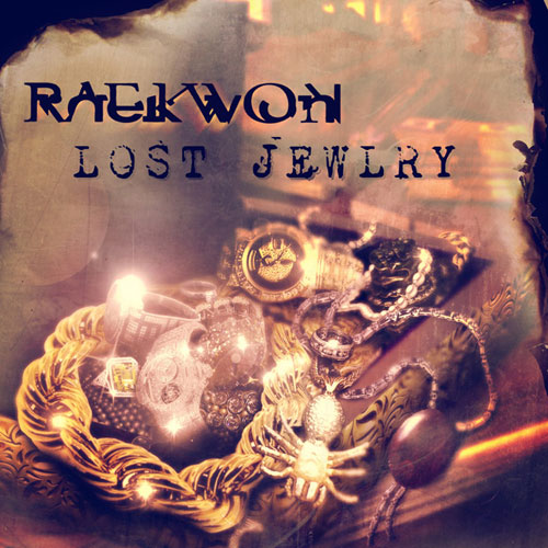 Raekwon - Lost Jewlry Cover