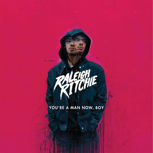 Raleigh Ritchie - You're a Man Now, Boy Album Cover
